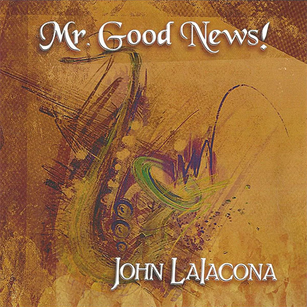 Mr. Good News Album Cover